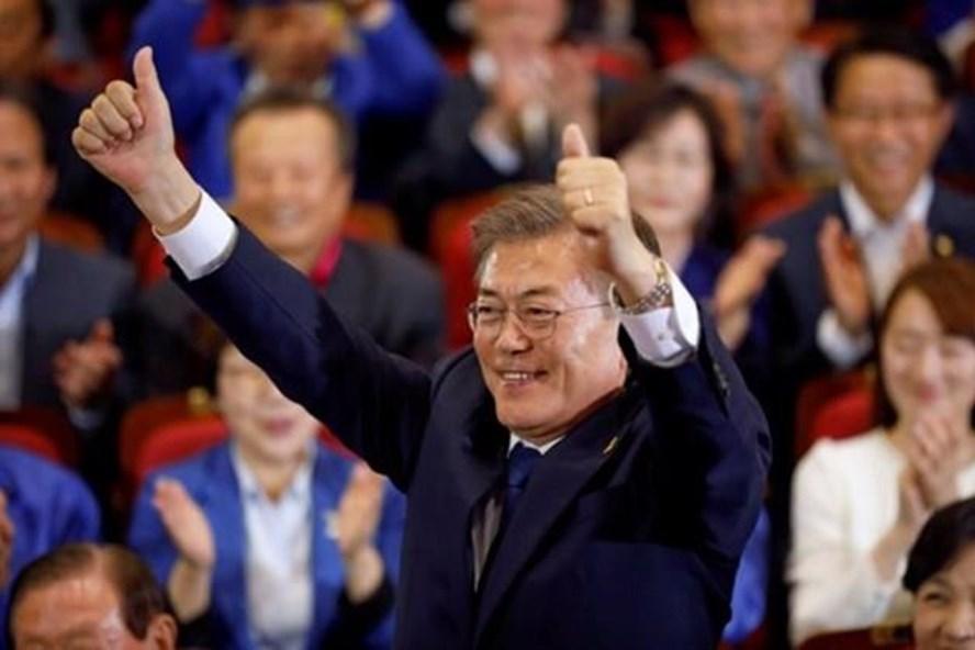 Ông Moon Jae-In. Ảnh: Reuters
