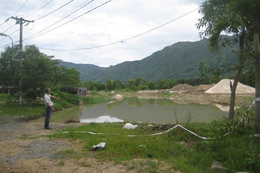 Theo ông Quang, doanh nghiệp đã đầu tư vốn rất nhiều, nên mong muốn tiếp tục triển khai dự án Vườn Tài.