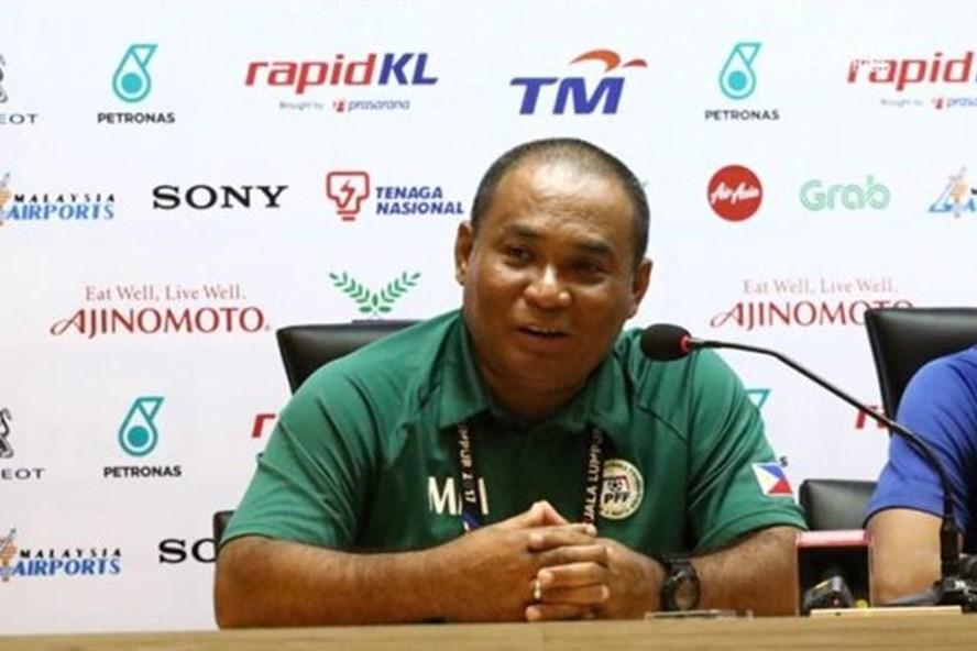 HLV Marlon Maro của Philippines tuyên bố sẽ đánh bại U22 Việt Nam để có hi vọng vào bán kết SEA Games 29