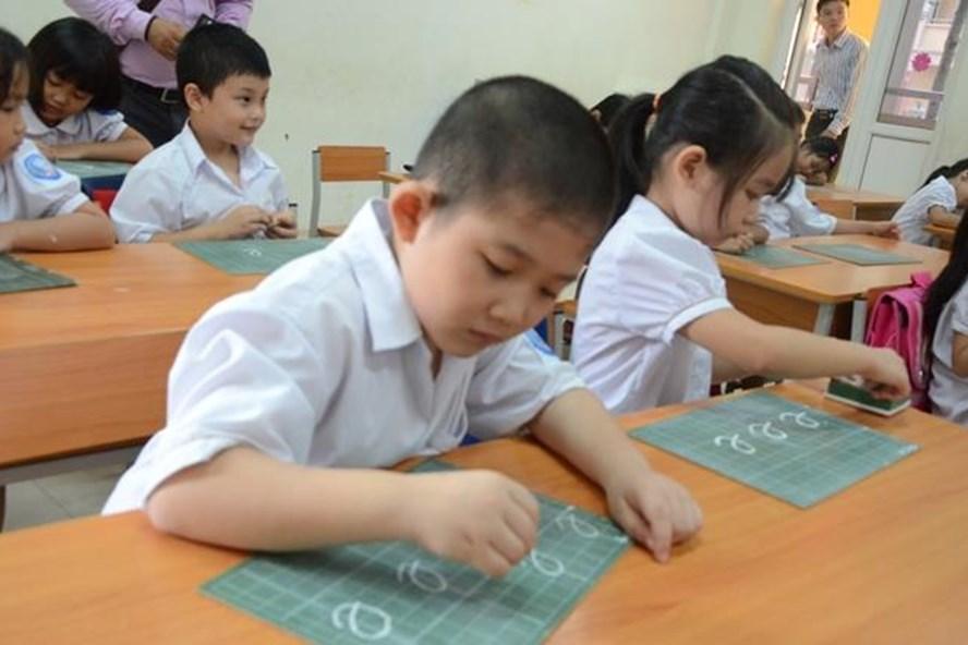Nhiều địa phương kiến nghị lùi thời gian thực hiện chương trình giáo dục phổ thông mới. Ảnh: Huyên Nguyễn