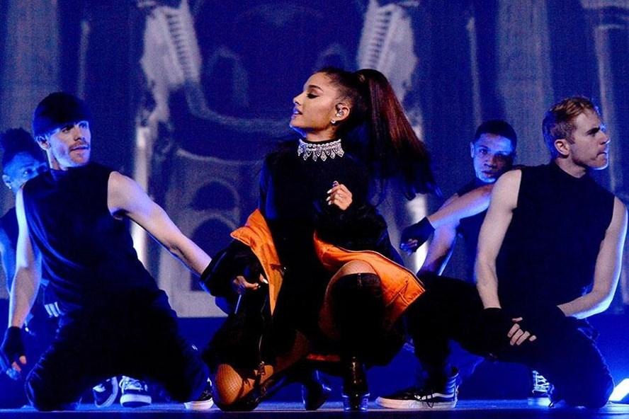"""Ca sĩ Ariana Grande nêu lý do hủy diễn tại TPHCM là do """"sức khỏe không đảm bảo"""". Ảnh: T.L"""