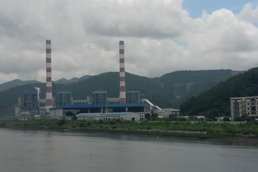 Nhiệt điện Quảng Ninh, phường Hà Khánh, TP. Hạ Long. Ảnh: Nguyễn Hùng