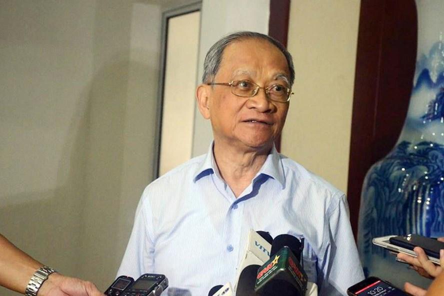 Ông Lê Đăng Doanh nói về thực trạng BOT ở Việt Nam hiện nay.