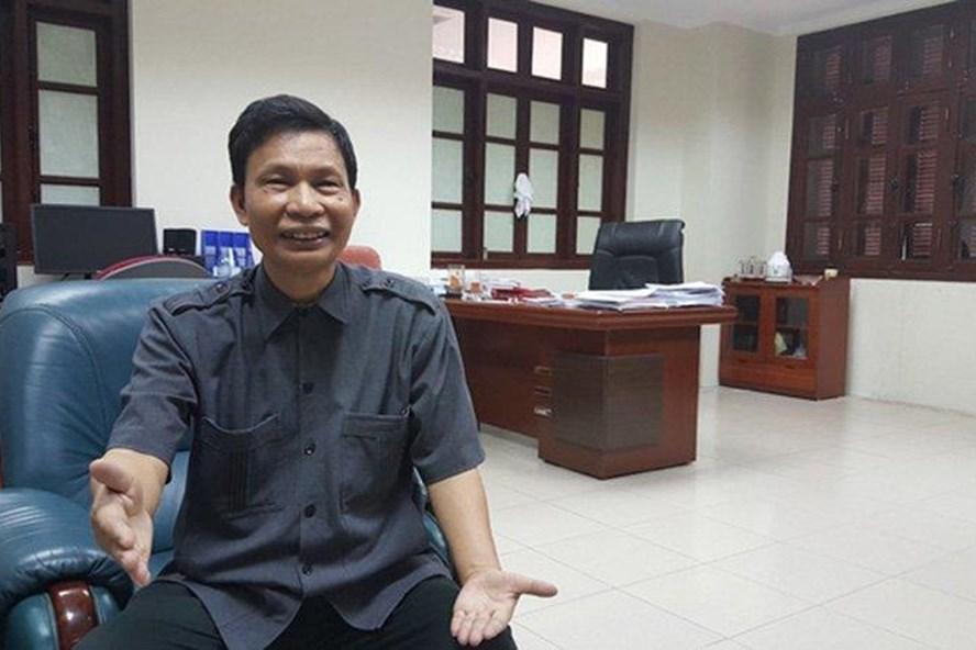 Ông Nguyễn Minh Mẫn.