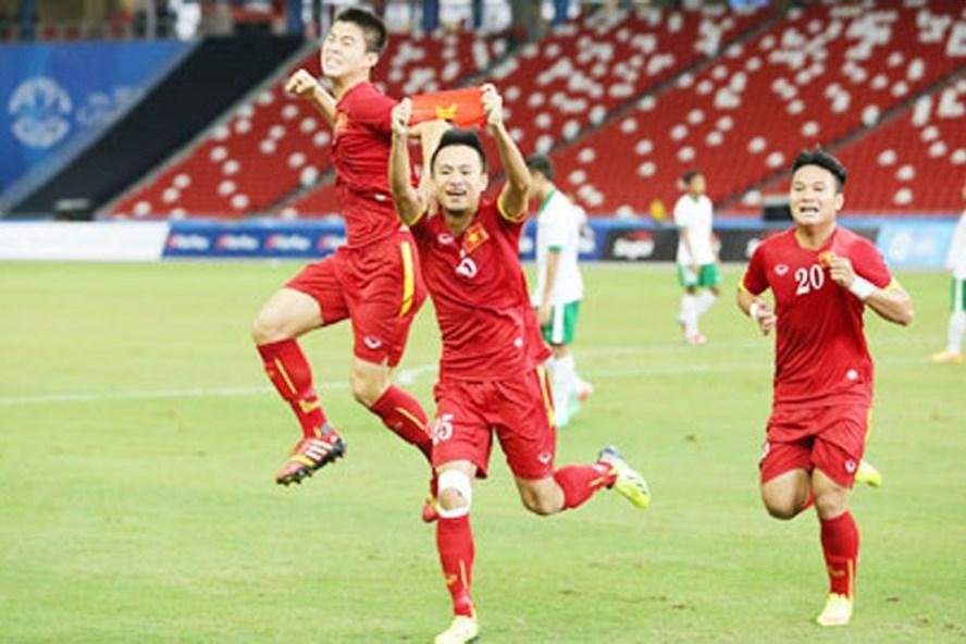 Bóng đá Việt còn nhiều vấn đề chưa được giải quyết. Ảnh minh họa,nguồn: Bongdaplus.vn.