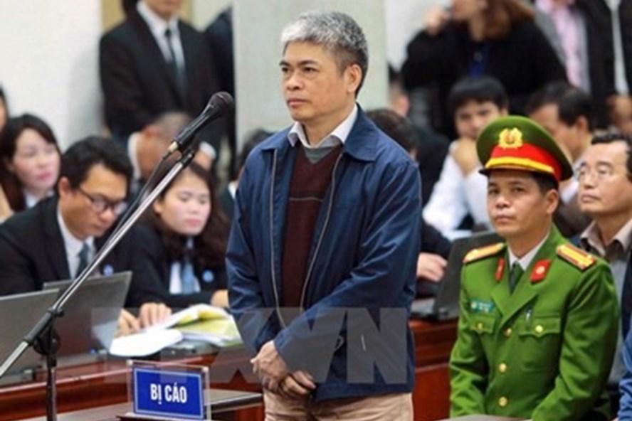 Bị cáo Nguyễn Xuân Sơn. Ảnh TTXVN.