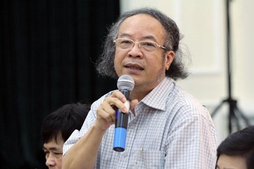 PGS-TS Đỗ Ngọc Thống - Chủ biên chương trình môn tiếng Việt/Ngữ văn.