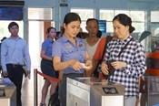 """Nóng nhất Sài Gòn: Cửa soát vé tự động nhận diện vé tàu """"dỏm"""", chặn vé """"chợ đen"""""""
