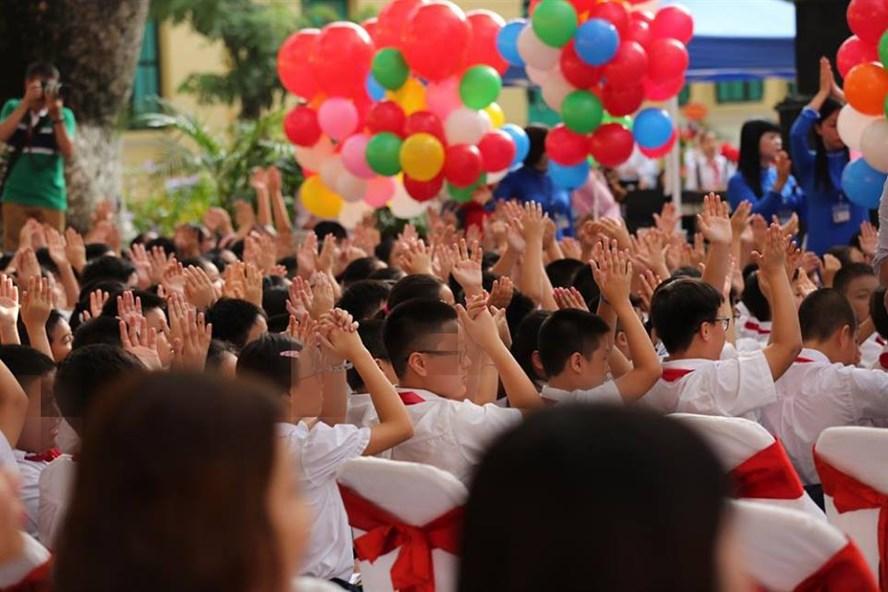 Phụ huynh kỳ vọng chương trình giáo dục mới học sinh sẽ không còn ám ảnh bởi việc học thuộc lòng (ảnh minh họa). Ảnh: Hải Nguyễn.