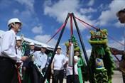 Khởi đầu cho trung tâm năng lượng sạch lớn nhất Việt Nam