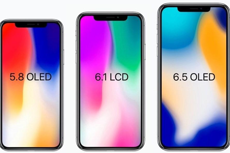 Ba mẫu iPhone được cho là sẽ ra mắt trong năm nay. Ảnh: Forbes.