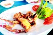 Ngon ngọt mực một nắng Phú Yên