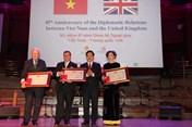 Trao tặng Huân chương Hữu nghị cho người phụ nữ cứu giúp hàng nghìn em nhỏ dị tật Việt Nam