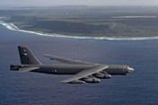 Mỹ đưa pháo đài bay B-52 đến Biển Đông