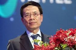 Thủ tướng trình Quốc hội phê chuẩn ông Nguyễn Mạnh Hùng giữ chức Bộ trưởng Bộ Thông tin - Truyền thông