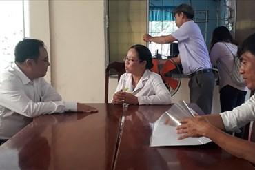 TS, BS Phan Huy Anh Vũ – GĐ Sở Y tế tỉnh Đồng Nai đã chỉ đạo ngành y tế Nhơn Trạch đẩy mạnh truyền thông về phòng chống dịch