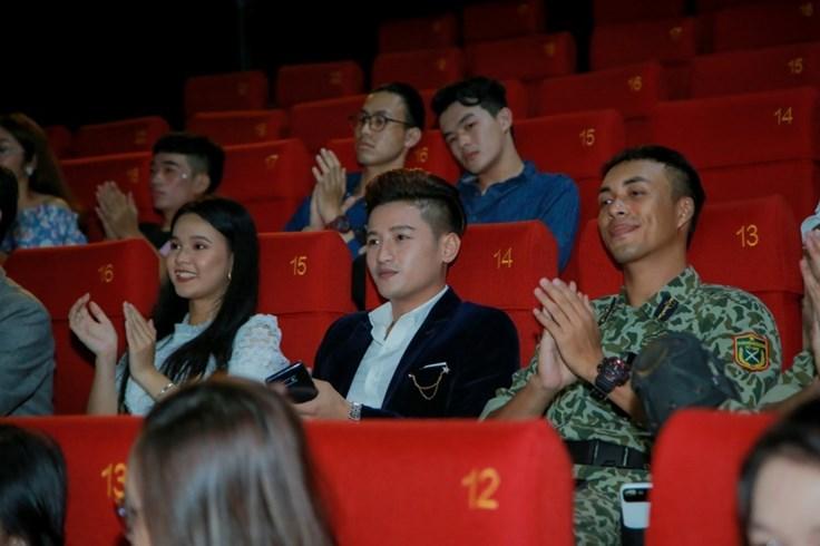 Ca sĩ Đỗ Minh Quân hội ngộ dàn sao Hậu duệ mặt trời phiên bản Việt