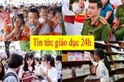 Tin tức giáo dục 24h: Công bố đề thi minh họa vào lớp 10 cho học sinh