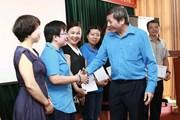 Tổng LĐLĐVN giao ban báo chí quý III/2018: Tập trung tuyên truyền việc triển khai Nghị quyết Đại hội XII CĐ Việt Nam