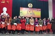 LĐLĐ thị xã Hồng Lĩnh (Hà Tĩnh): Nhiều hoạt động thiết thực vì đoàn viên công đoàn