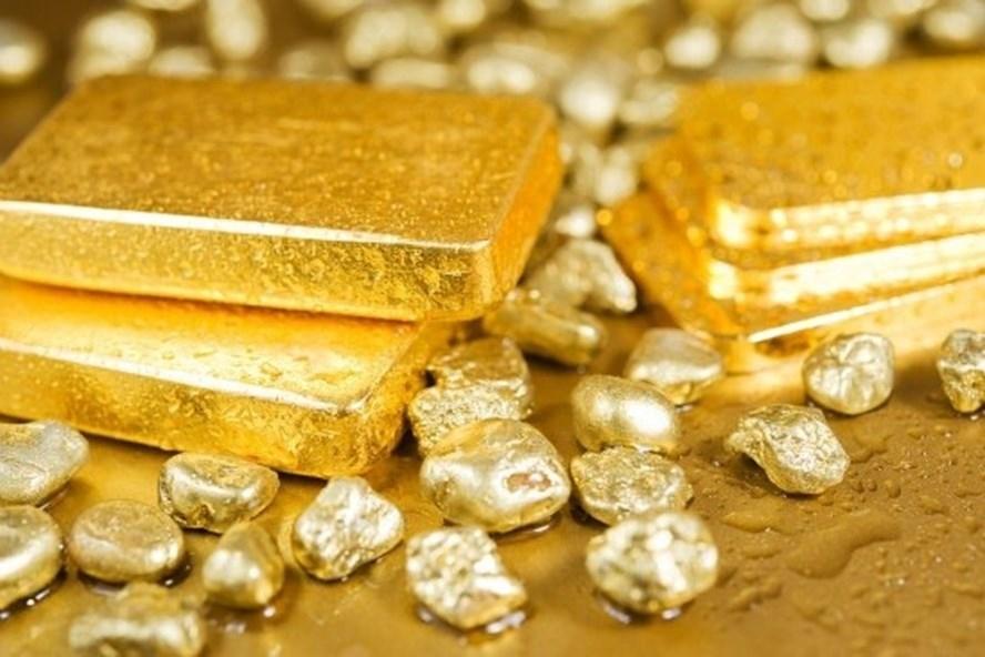 Giá vàng hôm nay 15.11: Giới đầu tư rời khỏi, vàng chìm dưới đáy. Ảnh minh hoạ.