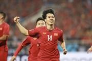 Thầy trò HLV Park Hang-seo được thưởng hơn 1 tỉ đồng sau chiến thắng Malaysia 2-0