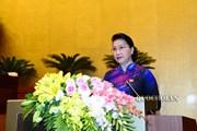 Chủ tịch Quốc hội chúc mừng ngày Nhà giáo Việt Nam 20.11