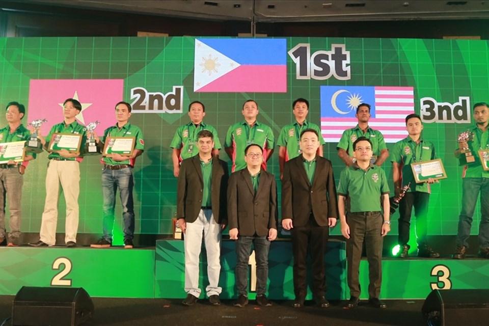Thợ máy Việt Nam thắng lớn ở sân chơi quốc tế