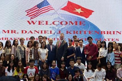 Mỹ cam kết 5 ưu tiên ủng hộ Việt Nam thịnh vượng, độc lập