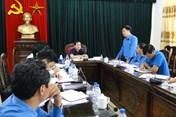 LĐLĐ tỉnh Thái Bình tổ chức hội nghị báo cáo kết quả 5 năm thực hiện Nghị quyết số 25-NQ/TW