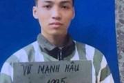 Thông tin mới nhất vụ phạm nhân từng phạm tội giết người trốn khỏi trại giam ở Thanh Hóa
