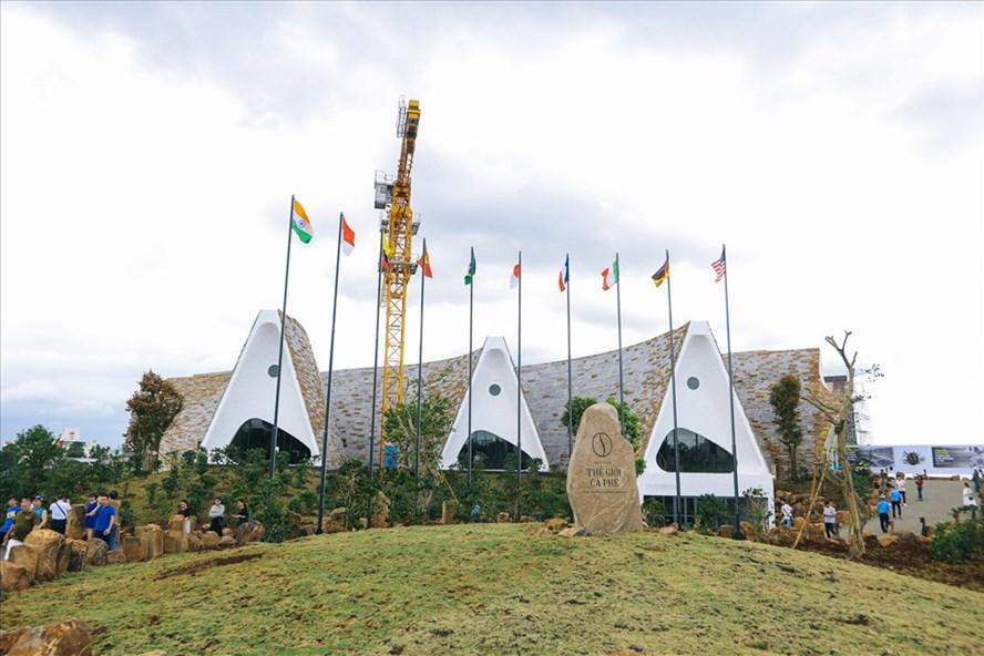Bảo tàng cà phê Việt Nam chính thức mở cửa đón công chúng trong ngày hôm nay.