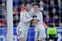 Real Madrid thắng chật vật 1 - 0 trên sân của Huesca