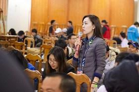 Nhiều phóng viên Hàn Quốc tác nghiệp trận chung kết AFF Cup 2018