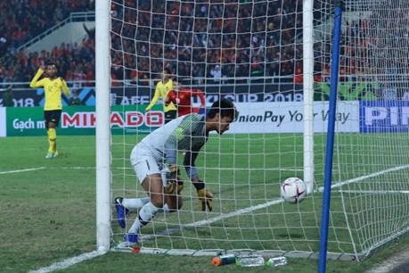 Những hình ảnh ấn tượng của trận thắng lịch sử Việt Nam vs Malaysia