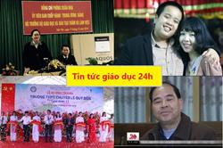 Giáo dục 24h: Bộ trưởng GDĐT nói gì về vụ hiệu trưởng dâm ô học sinh?