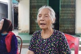 Lời kể của nhân chứng vụ hoả hoạn sau sự cố tràn dầu ở Thanh Hoá