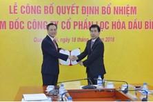 Công ty CP Lọc hóa dầu Bình Sơn có tổng giám đốc mới