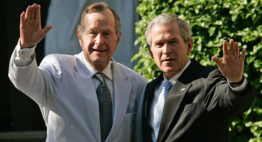 Kết quả hình ảnh cho Bush cha