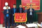 Công đoàn các KKT tỉnh Hà Tĩnh được tặng cờ thi đua xuất sắc