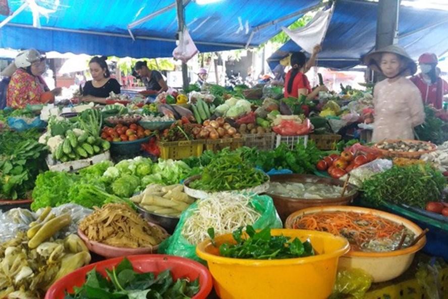 Nguồn rau, trái cây nhập vào TP Đà Nẵng đều được quản lý
