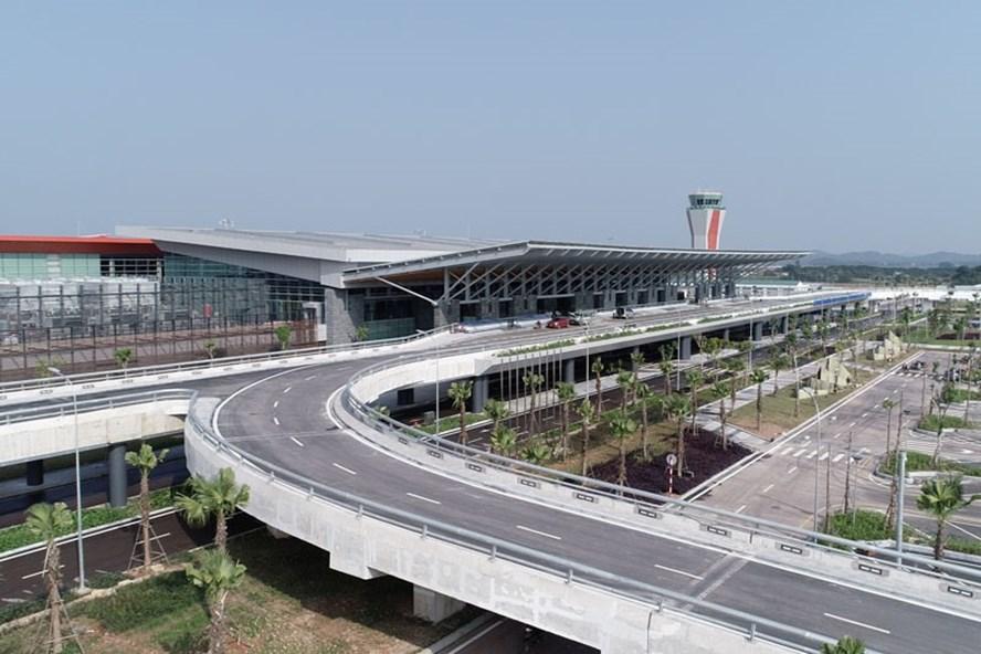 Kết quả hình ảnh cho sân bay vân đồn