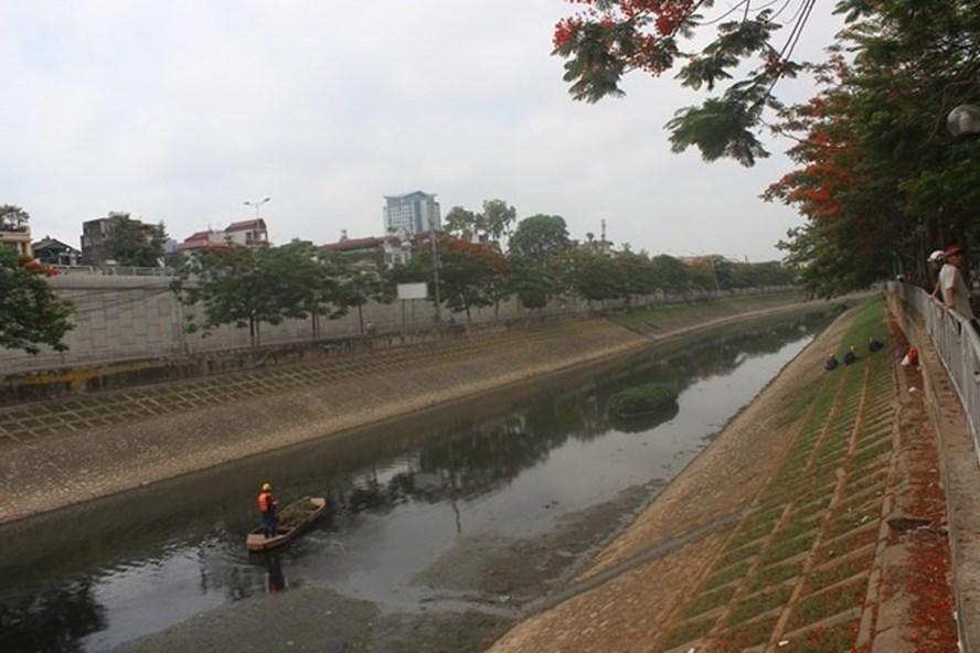 Sông Tô Lịch.