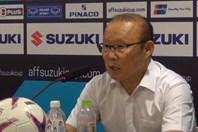 HLV Park Hang-seo thận trọng trước trận chung kết AFF Cup gặp Malaysia