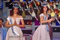 Khoảnh khắc đăng quang của tân Hoa hậu Thế giới Mexico
