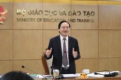 Bộ trưởng Phùng Xuân Nhạ: Khi tiếng Anh tốt, giáo dục sẽ thay đổi