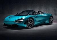"""Siêu xe McLaren 720S Spider """"trình làng""""  giá 7,33 tỉ đồng"""