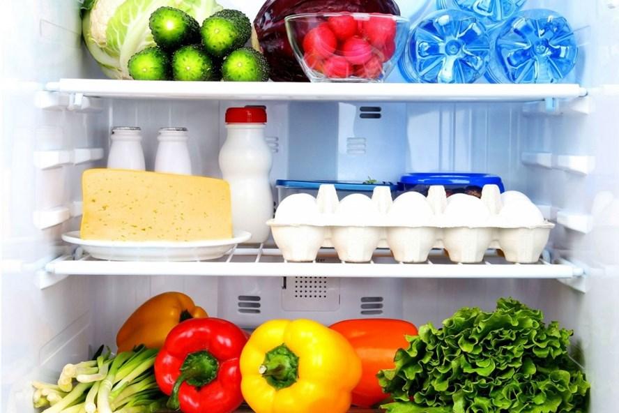 Nhiều bà nội trợ thắc mắc về cách bảo quản thực phẩm trong tủ lạnh.