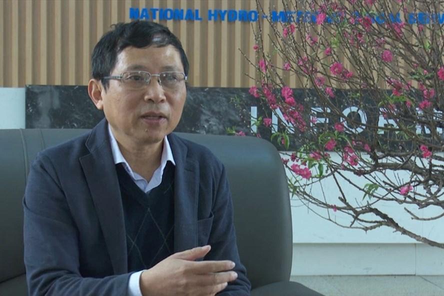 Ông Lê Thanh Hải - Phó Tổng GĐ Trung tâm Khí tượng thủy văn Quốc gia chia sẻ chuyện bếp núc trong nghề.