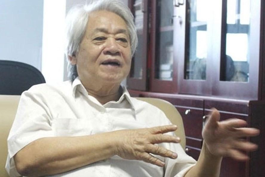 GS.TSKH Phạm Tất Dong. Ảnh: HT